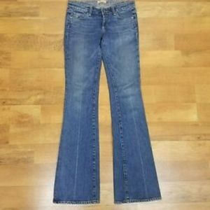 Paige Laurel Canyon Jeans Boot Cut 30